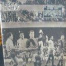 Coleccionismo deportivo: PERIODICO VIDA DEPORTIVA - EL CERROJO CANARIO NO FUE FACIL - 1958. Lote 57450946