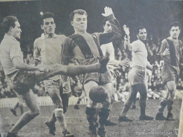 Coleccionismo deportivo: PERIODICO VIDA DEPORTIVA - EL CERROJO CANARIO NO FUE FACIL - 1958 - Foto 2 - 57450946