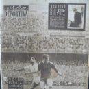 Coleccionismo deportivo: VIDA DEPORTIVA - GOL DE KUBALA ANULADO - 1957. Lote 57451495