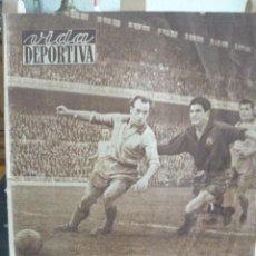 Coleccionismo deportivo: VIDA DEPORTIVA - GAINZA PIDE SUSTITUTO - 1953. Lote 57451829