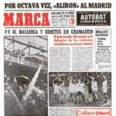 Coleccionismo deportivo: DIARIO MARCA REAL MADRID CAMPEON LIGA 61/62 FACSIMIL TEMPORADA 1961/1962 - 32 LIGAS BLANCAS. Lote 57626477
