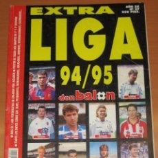 Coleccionismo deportivo: REVISTA DON BALÓN EXTRA LIGA 94-95 1994/1995 1994 1995. Lote 57632765