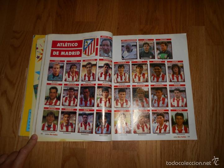 Coleccionismo deportivo: EXTRA DON BALON. FUTBOL TOTAL 84/85 TODOS DATOS DE 1º 2º 2ºB Y 3º DIVISION REGALO EXTRA LIGA 92 93 - Foto 9 - 57655037