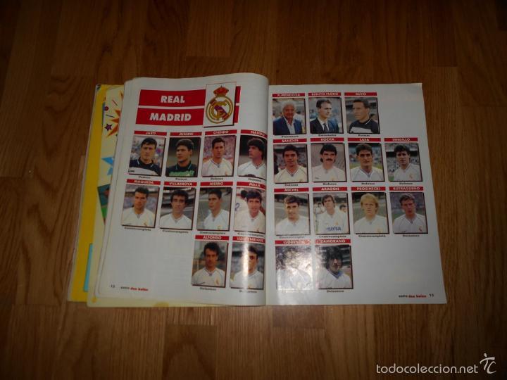 Coleccionismo deportivo: EXTRA DON BALON. FUTBOL TOTAL 84/85 TODOS DATOS DE 1º 2º 2ºB Y 3º DIVISION REGALO EXTRA LIGA 92 93 - Foto 10 - 57655037