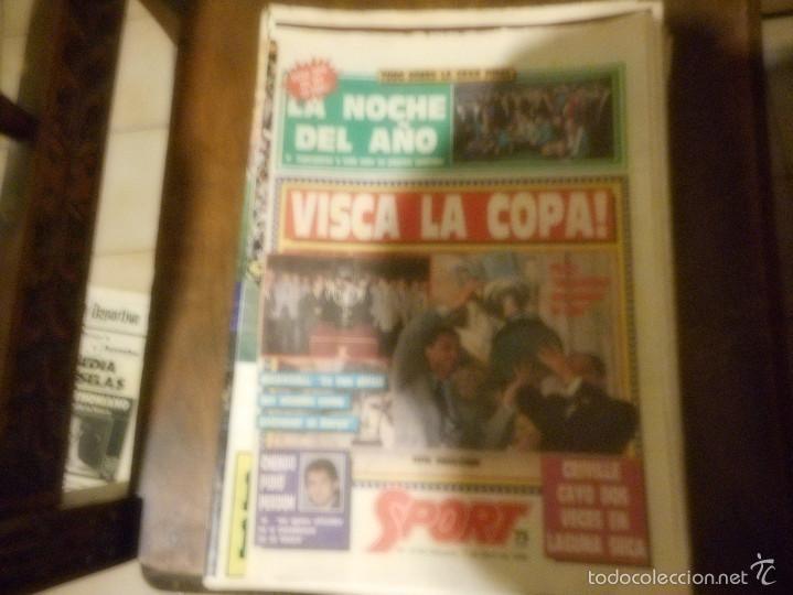 3745 7 ABRIL 1990 VISCA LA COPA (Coleccionismo Deportivo - Revistas y Periódicos - Sport)