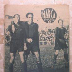 Coleccionismo deportivo: MARCA.SEMANARIO GRÁFICO DE LOS DEPORTES.AÑO V. MADRID, 30 DE JUNIO DE 1942.Nº 177. Lote 57733244