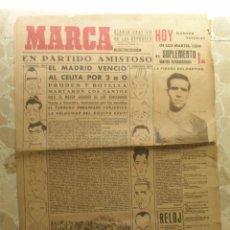 Coleccionismo deportivo: MARCA.DIARIO GRÁFICO DE LOS DEPORTES.AÑO II.MADRID, 5 DE ENERO DE 1943.Nº 35. Lote 57735420