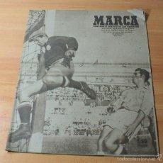 Coleccionismo deportivo: MARCA SEMANARIO GRAFICO DE LOS DEPORTES Nº 291 29.06.1948 FUTBOL, BOXEO. Lote 57742696