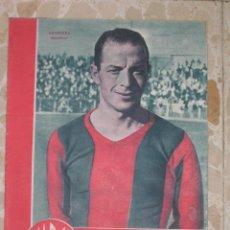 Coleccionismo deportivo: MARCA.SUPLEMENTO GRÁFICO DE LOS DEPORTES.AÑO III.MADRID, 14 DE NOVIEMBRE DE 1944.Nº 103. Lote 57754699