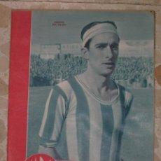 Coleccionismo deportivo: MARCA.SUPLEMENTO GRÁFICO DE LOS DEPORTES.AÑO III.MADRID, 21 DE NOVIEMBRE DE 1944.Nº 104. Lote 57754722