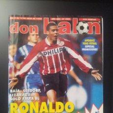 Coleccionismo deportivo: DON BALÓN Nº 1082 - RONALDO. Lote 57981377