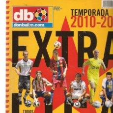 Coleccionismo deportivo: DON BALÓN. EXTRA Nº 127. EXTRA LIGA 2010 - 2011. (Z9). Lote 58071052