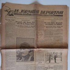 Coleccionismo deportivo: 1923 POR PRIMERA VEZ EN EL FÚTBOL ESPAÑOL UN JUGADOR ADMITE QUE COBRA UN SUELDO . Lote 58105691