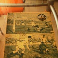 Coleccionismo deportivo: REVISTA DEPORTIVA MARCA JUNIO DE 1943. EL MADRID ELIMINA AL XEREZ.. Lote 58111172