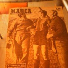Coleccionismo deportivo: REVISTA DEPORTIVA MARCA MAYO DE 1948. EL CAMPEÓN DE LIGA ES DERROTADO EN LA COPA.. Lote 58111240