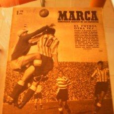 Coleccionismo deportivo: REVISTA DEPORTIVA MARCA SEPTIEMBRE DE 1948. EMPIEZA LA COPA GENERALISIMO. . Lote 58119991