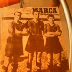 Coleccionismo deportivo: REVISTA DEPORTIVA MARCA SEPTIEMBRE DE 1948. VICTORIA DEL BARCELONA. . Lote 58120076