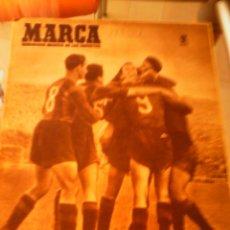 Coleccionismo deportivo: REVISTA DEPORTIVA MARCA ABRIL DE 1949. BARCELONA CAMPEÓN DE LIGA. . Lote 58120291