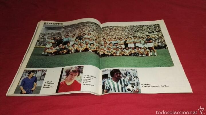 Coleccionismo deportivo: Revista extra don balon año 79 - 80 - Foto 2 - 58137152