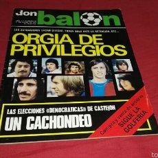 Coleccionismo deportivo: REVISTA DON BALON NUMERO 69 DE 1977. Lote 58137253