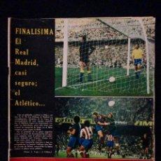 Coleccionismo deportivo: REVISTA AS COLOR 161 AÑO 1974. Lote 58158894
