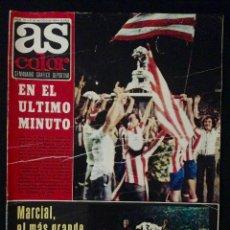 Coleccionismo deportivo: REVISTA AS COLOR 171 AÑO 1974. Lote 58158939