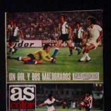 Coleccionismo deportivo: REVISTA AS COLOR 174 AÑO 1974. Lote 58158962