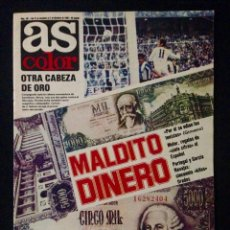 Coleccionismo deportivo: REVISTA AS COLOR 497 AÑO 1980. Lote 58159104