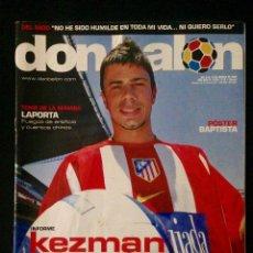 Coleccionismo deportivo: REVISTA DON BALON 1556 AÑO 2005. Lote 58374894