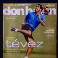 Coleccionismo deportivo: REVISTA DON BALON 1560 AÑO 2005. Lote 58374900