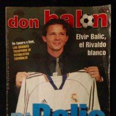 Coleccionismo deportivo: REVISTA DON BALON 1239 AÑO 1999. Lote 58174245