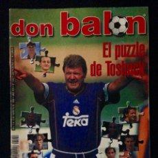 Coleccionismo deportivo: REVISTA DON BALON 1242 AÑO 1999. Lote 58174303