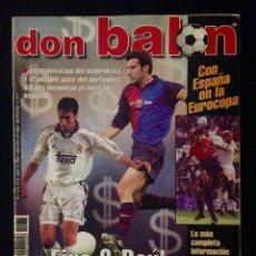 Coleccionismo deportivo: REVISTA DON BALON 1288 AÑO 2000. Lote 58374907