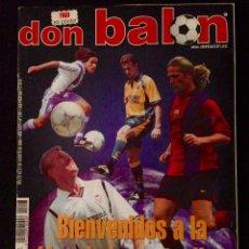 Coleccionismo deportivo: REVISTA DON BALON 1297 AÑO 2000. Lote 58174692