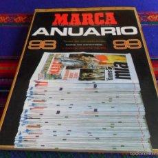 Coleccionismo deportivo: MARCA ANUARIO 98 99. 400 PTS. 220 PÁGINAS. BUEN ESTADO.. Lote 58295218