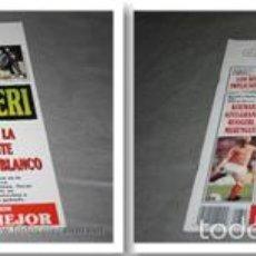 Coleccionismo deportivo: OCASION UNICA COLECCIONISTAS REVISTA DON BALON ! Nº 693 Y 695 1988 CON POSTERS DEL LOBO CARRASCO. Lote 58429437
