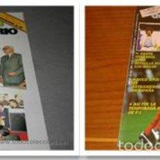 Coleccionismo deportivo: OCASION COLECCIONISTAS REVISTA DON BALON ! Nº 529 Y 530 1985 FASCICULO HISTORIA FUTBOL F,C BARCELONA. Lote 58430036