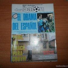 Coleccionismo deportivo: DON BALON Nº 658 1988 COLOR ESPECIAL FINAL COPA UEFA BAYER LEVERKUSEN 3 ESPAÑOL 0 POSTER ESPAÑOL. Lote 254431585