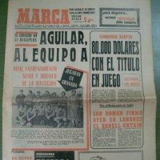 Coleccionismo deportivo: MARCA - NÚM. 9.296 JUEVES 2 DE SEPTIEMBRE DE 1971. Lote 60540419