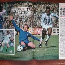 Coleccionismo deportivo: REVISTA DON BALÓN NÚMERO 292 AÑO 1981 STIELIKE SCHUSTER. Lote 60601143