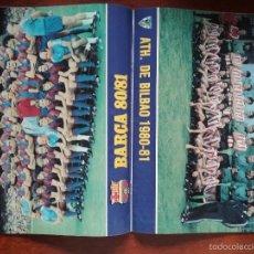 Coleccionismo deportivo: REVISTA DON BALÓN NÚMERO 251 AÑO 1980.PÓSTER F.C.BARCELONA Y PÓSTER ATLETHIC DE BILBAO 1980-81. Lote 60602427