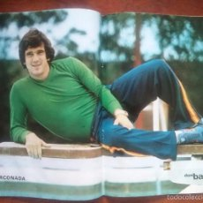 Coleccionismo deportivo: REVISTA DON BALÓN NÚMERO 228 AÑO 1980.PÓSTER ARCONADA LAURIE CUNNINGHAM. Lote 60607511