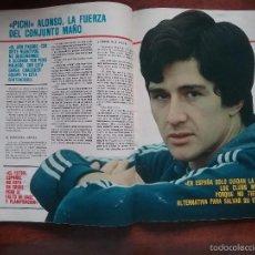Coleccionismo deportivo: DON BALÓN NÚMERO 319. AÑO 1981.TENDILLO.ALESANCO. Lote 61278115