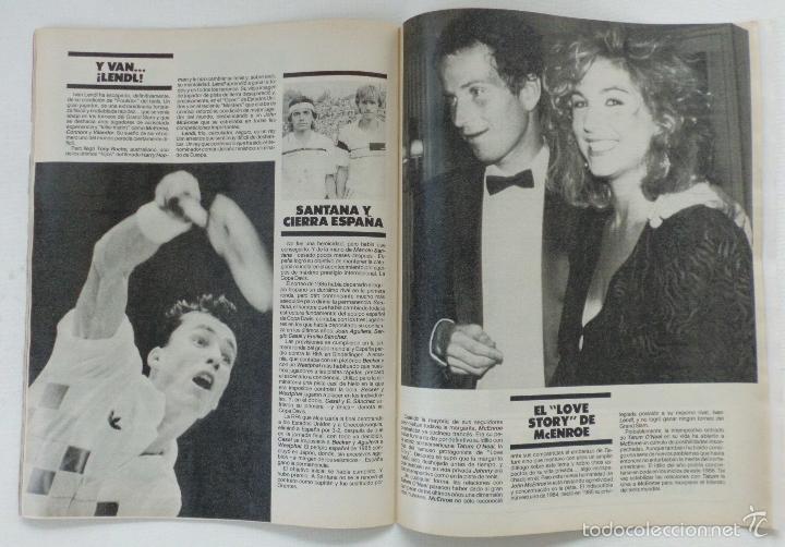 Coleccionismo deportivo: REVISTA EL MUNDO DEPORTIVO EDICCION ESPECIAL FEBRERO 1986 HISTORIA DE UN AÑO - Foto 5 - 61281771