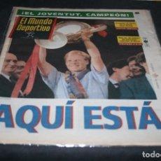 Collectionnisme sportif: PERIODICO MUNDO DEPORTIVO BARCELONA COPA DE EUROPA 1992. Lote 61559584