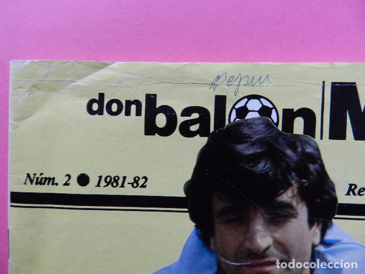 Coleccionismo deportivo: REVISTA DON BALON EXTRA MUNDIAL 1982 Nº 2 ESPAÑA 82 POSTER SELECCION ESPAÑOLA WORLD CUP M82 WC - Foto 2 - 61691348