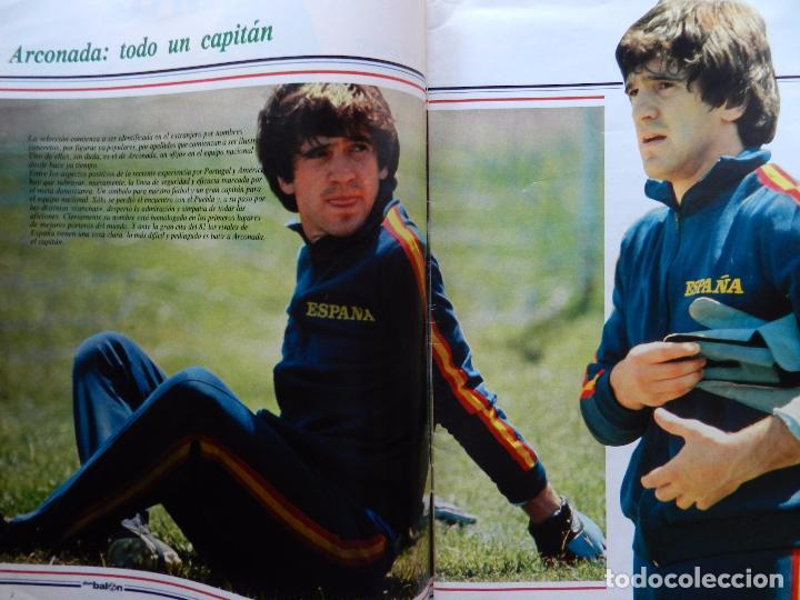 Coleccionismo deportivo: REVISTA DON BALON EXTRA MUNDIAL 1982 Nº 2 ESPAÑA 82 POSTER SELECCION ESPAÑOLA WORLD CUP M82 WC - Foto 3 - 61691348