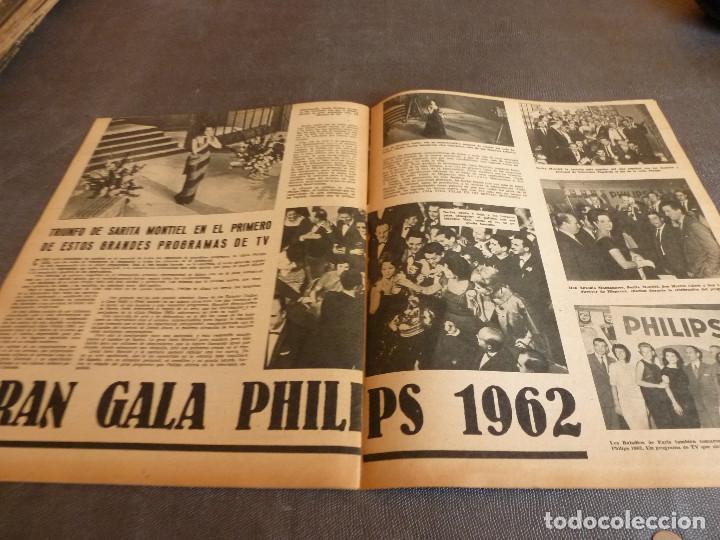 Coleccionismo deportivo: MARCA(24-10-61)ESPAÑOL 2 R.SOCIEDAD 2,PLUS ULTRA GOLEA CULTURAL LEONESA,COPA FERIAS ESPAÑA,MONTJUICH - Foto 15 - 61953980