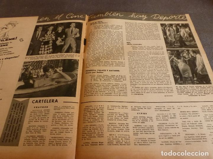 Coleccionismo deportivo: MARCA(24-10-61)ESPAÑOL 2 R.SOCIEDAD 2,PLUS ULTRA GOLEA CULTURAL LEONESA,COPA FERIAS ESPAÑA,MONTJUICH - Foto 16 - 61953980
