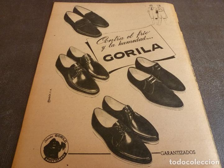 Coleccionismo deportivo: MARCA(24-10-61)ESPAÑOL 2 R.SOCIEDAD 2,PLUS ULTRA GOLEA CULTURAL LEONESA,COPA FERIAS ESPAÑA,MONTJUICH - Foto 17 - 61953980